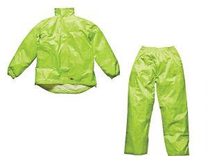Yellow Vermont Waterproof Suit - L (44-46in)