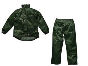 Green Vermont Waterproof Suit - XXL (52-54in)