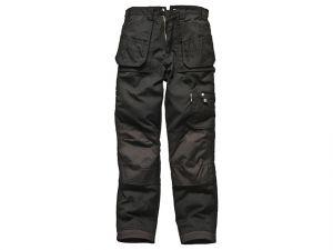 Eisenhower Trouser Black Waist 40in Leg 33in