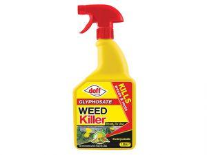 Glyphosate Weedkiller RTU 1 Litre