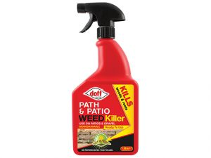 Path & Patio Weedkiller RTU 1 Litre