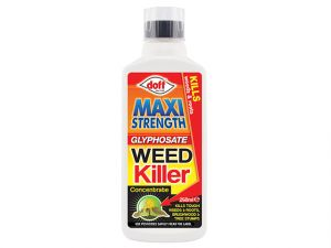 Maxi Strength Glyphosate Weedkiller 250ml