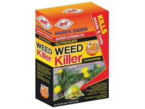 Advanced Concentrated Weedkiller 3 Sachet