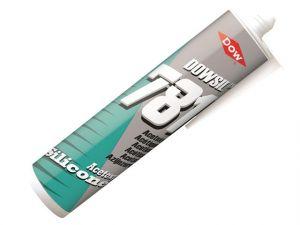 781 Silicone Sealant  White 310ml