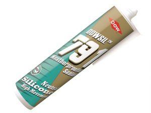 791 Silicone Sealant  Black 310ml