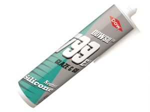 799 Glaze & Go Silicone Sealant  Clear 310ml