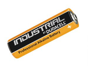 AA Professional Industrial Batteries Pack of 10
