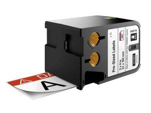 Pre-Sized Labels Black On White 'DANGER' Red Header 51 x 102mm (70)