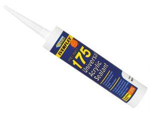 175 Universal Acrylic Sealant White 300ml