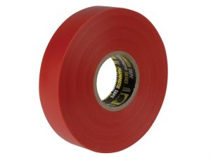 Electrical Insulation Tape Red 19mm x 33m