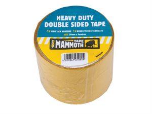 Heavy-Duty Double Sided Tape 50mm x 5m