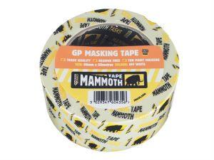 Retail Masking Tape 75mm x 50m