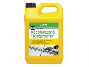 203 Accelerator & Frostproofer 5 Litre