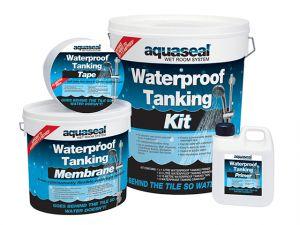 Aquaseal Wet Room System Kit 7.5m²