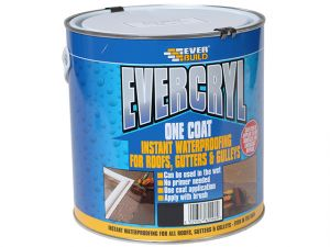 Evercryl One Coat Compound, Grey 2.5kg