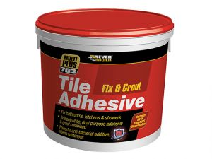 703 Fix & Grout Tile Adhesive 3.75kg