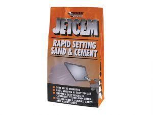 Jetcem Premix Sand & Cement 12kg (2 x 6kg Packs)