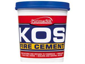 KOS Fire Cement, Buff 2kg