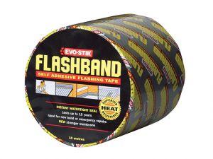 Flashband Roll Grey 300mm x 10m