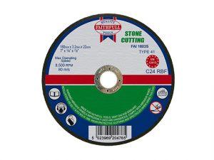 Stone Cut Off Disc 180 x 3.2 x 22mm