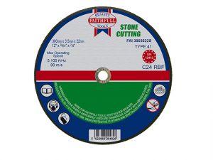 Stone Cut Off Disc 300 x 3.5 x 22mm