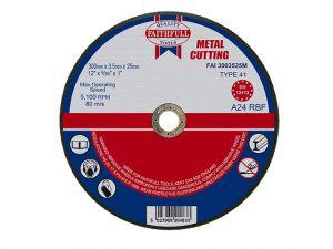 Metal Cut Off Disc 300 x 3.5 x 25mm