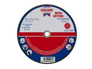 Metal Cut Off Disc 355 x 2.8 x 25mm