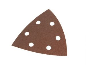 Delta Hook & Loop Sanding Sheets TR2 93mm Coarse (Pack of 5)