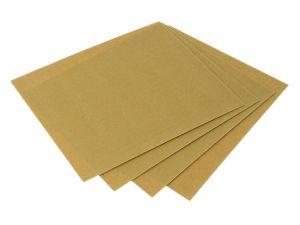 Glasspaper Sanding Sheets 230 x 280mm Grade OO 240g (25)