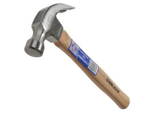 Claw Hammer Hickory Shaft 454g (16oz)