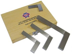 Engineer's Squares Set, 4 Piece (50, 75, 100, 150mm)