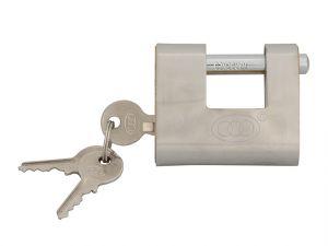Brass Shutter Padlock 60mm