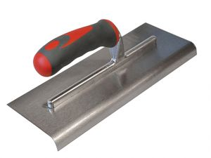 Edging Trowel Soft Grip Handle 11 x 4.3/4in