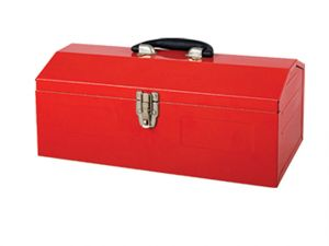 Metal Barn Toolbox 42cm (16in)