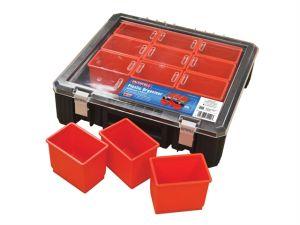 Plastic Organiser 12 Tray 15in
