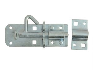 Padlock Bolt Zinc Plated 100mm (4in)