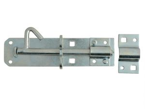 Padlock Bolt Zinc Plated 150mm (6in)