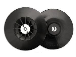 Angle Grinder Pad Black 180mm (7in) M14