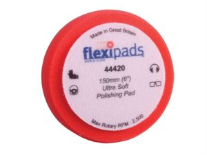 Red Polishing Foam 150 x 50mm GRIP®