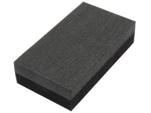 Hand Sanding Block Double Sided Medium/Hard 70 x 125mm