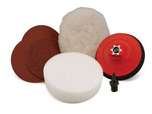 Sanding & Polishing Kit M14 & 6mm GRIP®