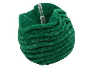 Scruff Ball 75mm / 3in Green Medium