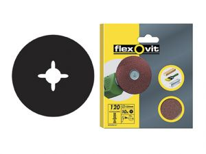 Drill Mountable Discs 125mm Assorted (Pack of 10)