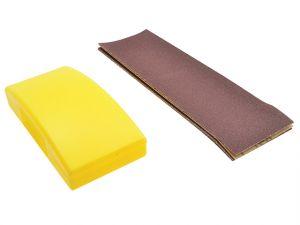 Lightweight Sanding Block Kit 70 x 230mm (5)