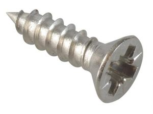 Self-Tapping Screw Pozi CSK A2 SS 1/2in x 6 ForgePack 40