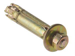 Masonry Anchor Bolt Projecting ZYP M6 x 10mm Bag 10
