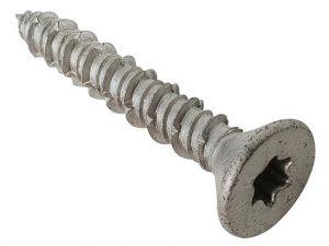 TechFast Masonry Screw TORX® Compatible CSK 6.3 x 45mm (Box 100)