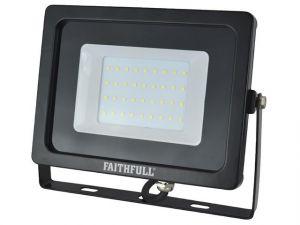 SMD LED Wall Mounted Floodlight 30W 2400 Lumens 240V