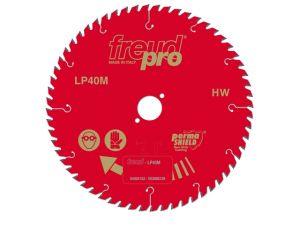 Pro Cross Cutting Saw Blade 190 x 30mm x 40T