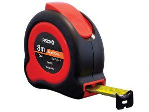 TKC8ME Tuf-Lok Pocket Tape 8m/26ft (Width 25mm)